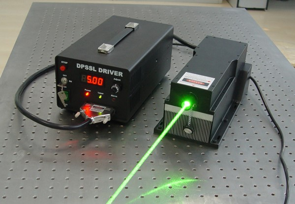 Picture of 8000-20000mW DPSS Laser