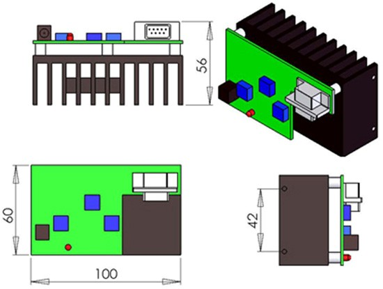 Lasertack New Laser Generation 1 1500mw 1064nm Dpss Laser